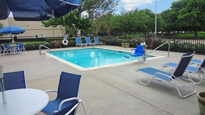 Swimming Pool | Extended Stay America Houston - Westchase - Westheimer