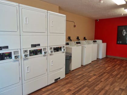 On-Premise Guest Laundry   Extended Stay America - Raleigh - RDU Airport