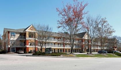 Exterior   Extended Stay America - Raleigh - RDU Airport