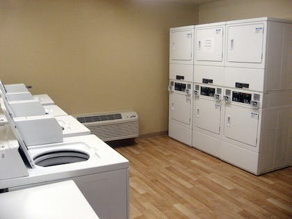 On-Premise Guest Laundry | Extended Stay America Sacramento - Roseville