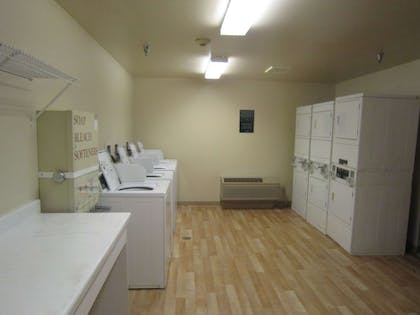 On-Premise Guest Laundry   Extended Stay America Los Angeles - La Mirada