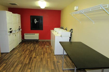 On-Premise Guest Laundry   Extended Stay America Atlanta - Clairmont