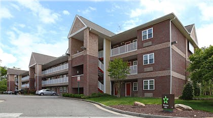 Exterior   Extended Stay America - Richmond - W Broad St-Glenside-South