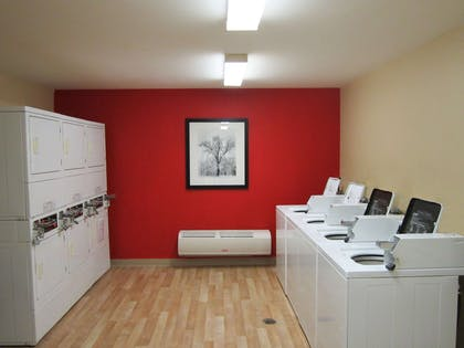 On-Premise Guest Laundry   Extended Stay America Orange County - Huntington Beach