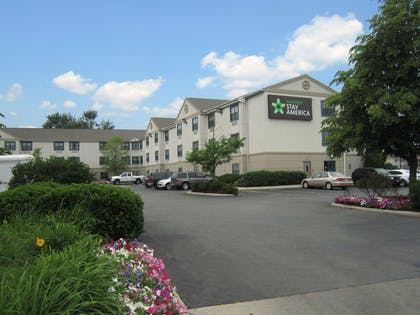 Exterior | Extended Stay America Columbus - North