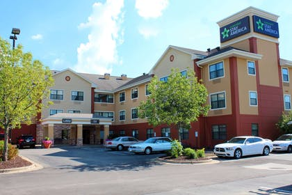 Exterior   Extended Stay America - Madison - Junction Court