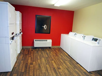 On-Premise Guest Laundry | Extended Stay America - Tampa - North - USF-Attractions