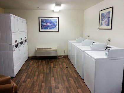 On-Premise Guest Laundry | Extended Stay America Oklahoma City - Airport