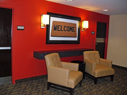 Lobby and Guest Check-in | Extended Stay America - Los Angeles - Arcadia