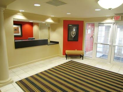 Lobby and Guest Check-in | Extended Stay America - Boston - Westborough - East Main St