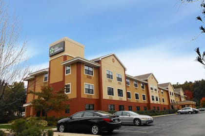 Exterior | Extended Stay America - Nashua - Manchester