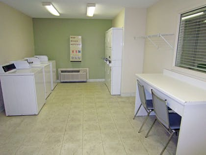 On-Premise Guest Laundry | Extended Stay America - Tampa - Airport - Memorial Hwy.