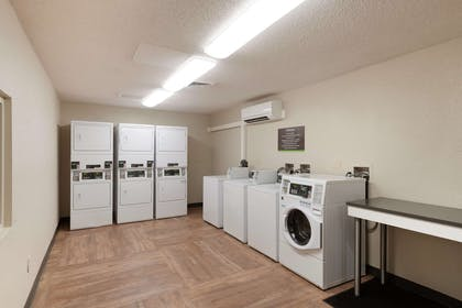 On-Premise Guest Laundry | Extended Stay America - Charlotte - Pineville - Pineville Matthews Rd