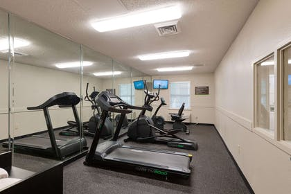 On-Site Fitness Facility | Extended Stay America - Charlotte - Pineville - Pineville Matthews Rd
