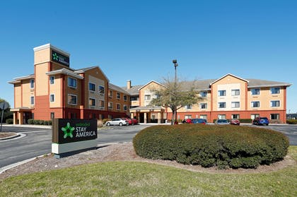 Exterior | Extended Stay America Jacksonville - Camp Lejeune
