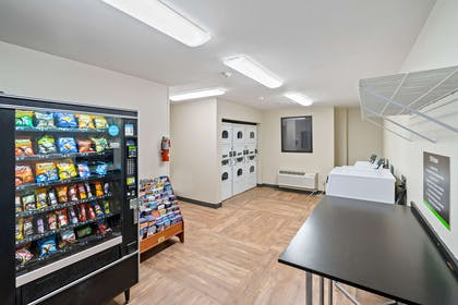 On-Premise Guest Laundry | Extended Stay America- Washington, DC- Centreville- Manassas