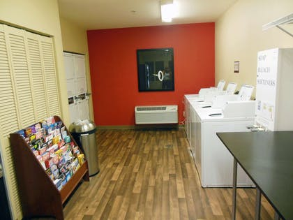 On-Premise Guest Laundry | Extended Stay America Secaucus - Meadowlands