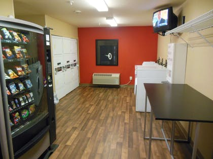 On-Premise Guest Laundry   Extended Stay America Mt. Olive - Budd Lake