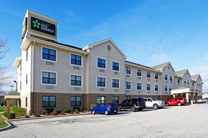 Exterior   Extended Stay America Rochester - North