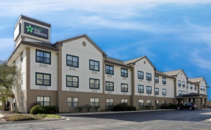 Exterior | Extended Stay America Champaign - Urbana