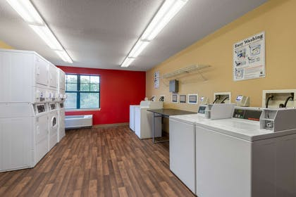 On-Premise Guest Laundry | Extended Stay America Chicago- Woodfield Mall-Convention Ctr