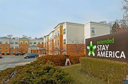 Exterior | Extended Stay America - Detroit - Novi - Orchard Hill Place