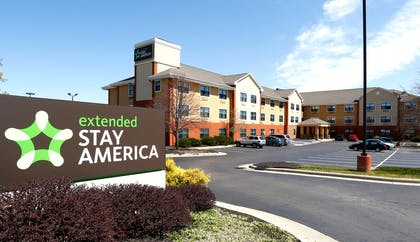 Exterior   Extended Stay America - Dayton - North