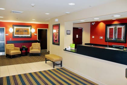 Lobby and Guest Check-in | Extended Stay America Houston - Galleria - Westheimer