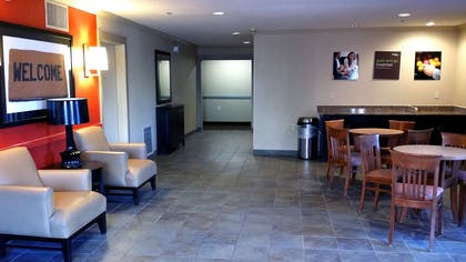 Lobby and Guest Check-in | Extended Stay America - Oklahoma City - NW Expressway