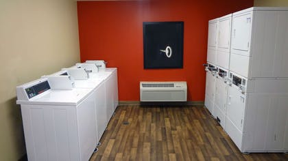 On-Premise Guest Laundry | Extended Stay America - Houston - I-10 West - CityCentre