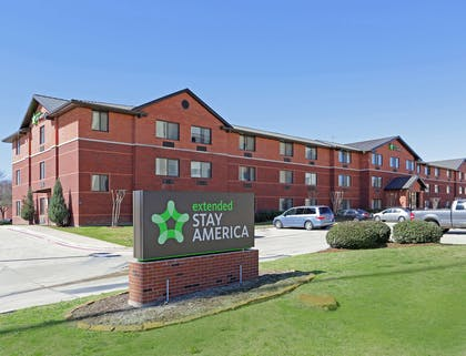 Exterior   Extended Stay America - Fort Worth - Fossil Creek