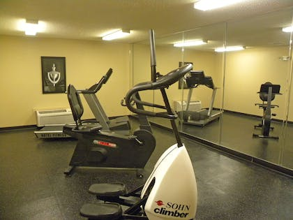 On-Site Fitness Facility | Extended Stay America - Houston - I-45 North
