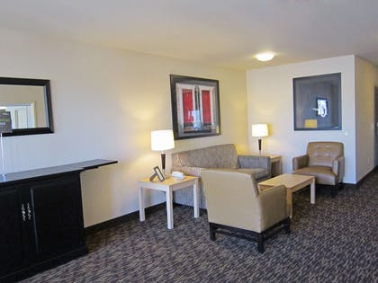 Lobby and Guest Check-in | Extended Stay America - El Paso - West