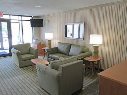 Lobby and Guest Check-in   Extended Stay America - Fort Worth - Southwest