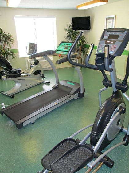 On-Site Fitness Facility   Extended Stay America - Fort Worth - Southwest