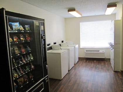 On-Premise Guest Laundry   Extended Stay America - Fort Worth - Southwest