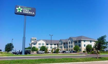 Exterior | Extended Stay America Amarillo - West