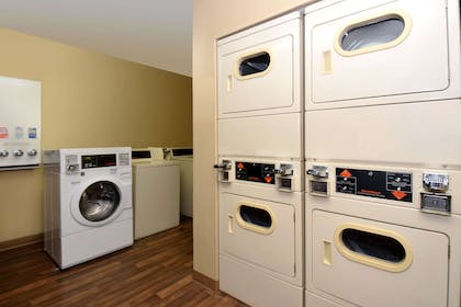 On-Premise Guest Laundry | Extended Stay America Great Falls - Missouri River