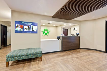 Lobby and Guest Check-in | Extended Stay America - Union City - Dyer St.