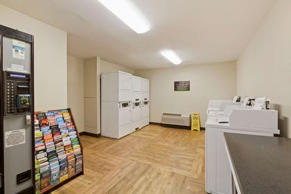On-Premise Guest Laundry | Extended Stay America - Union City - Dyer St.