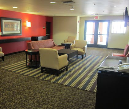 Lobby and Guest Check-in | Extended Stay America Oakland - Alameda