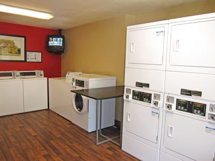 On-Premise Guest Laundry | Extended Stay America San Jose - Mountain View