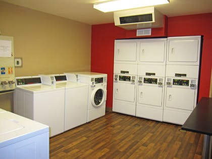 On-Premise Guest Laundry | Extended Stay America San Francisco-San Carlos