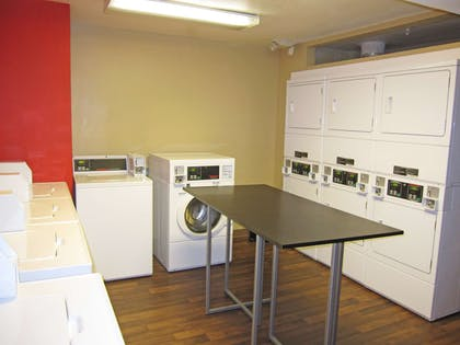 On-Premise Guest Laundry | Extended Stay America San Jose - Downtown