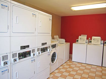 On-Premise Guest Laundry | Extended Stay America San Jose - Sunnyvale