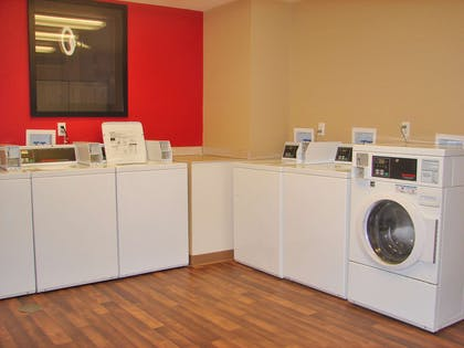 On-Premise Guest Laundry | Extended Stay America - Shelton - Fairfield County