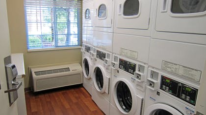On-Premise Guest Laundry | Extended Stay America -Orlando-Lake Mary-1040 Greenwood Blvd