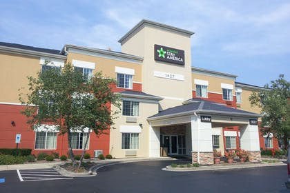 Exterior   Extended Stay America - Chicago - Naperville - East