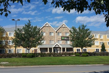 Exterior   Extended Stay America - Louisville - Alliant Avenue