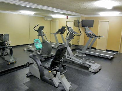 On-Site Fitness Facility   Extended Stay America - Louisville - Alliant Avenue